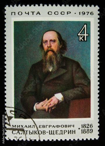 Fotografering  Postage stamp