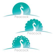 Peacock Label