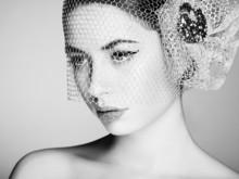 Beautiful Woman Face. Perfect ...