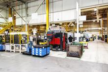 Automotive Parts Factory