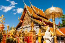 Wat Phra That Doi Suthep, Chia...
