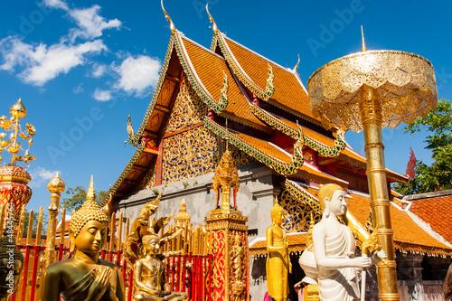 Foto  Wat Phra dieses Doi Suthep, Chiang Mai, Thailand