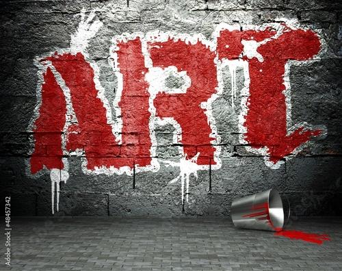 graffiti-scienne-sztuki-tlo-ulica