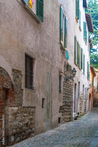 streets of old Brescia