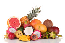 Composition Of Exotic Fruits I...