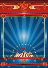 Fantastic Blue Circus