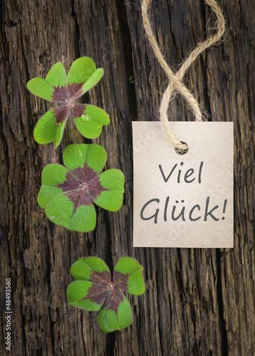 Fotografia  Viel Glück!