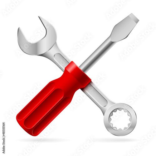Canvastavla Tools for repair
