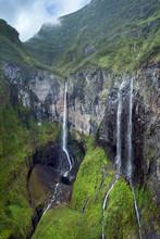 Cascades Du Trou De Fer - Ile De La Réunion