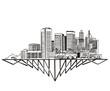 Baltimore, MD Skyline