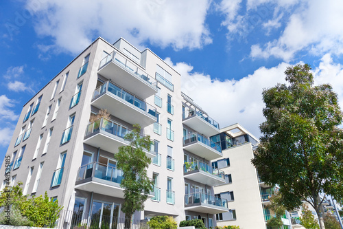 Fotografía  Wohnung - Haus mit Garten