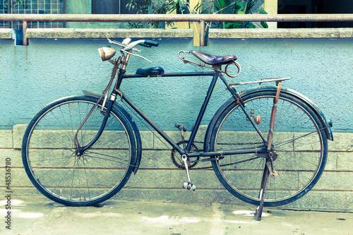 In de dag Fiets Vintage bicycle