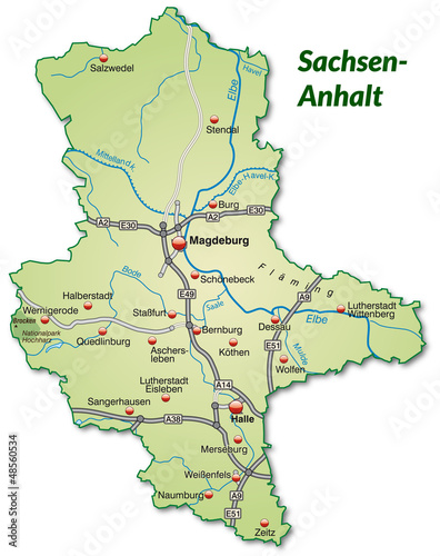 Sachsen Anhalt Stock Illustrations 140 Sachsen Anhalt Stock