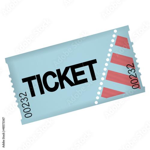 Fotografía  eintrittskarte v3 ticket I