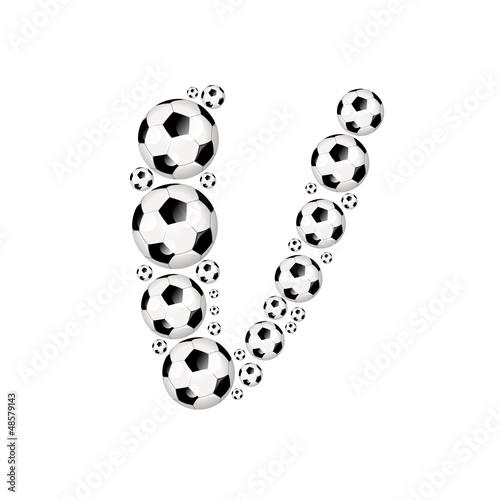 Photo  FOOTBALL, SOCCER ABC - V