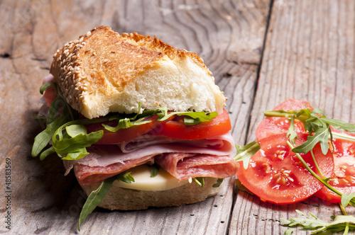 Fototapeta  panino