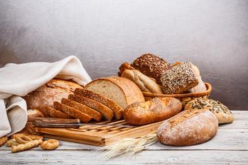 Zbirka pečenog kruha