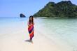 lady on Thale Waek (Separated sea)