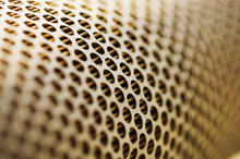 Close-up Of An Air Cleaner