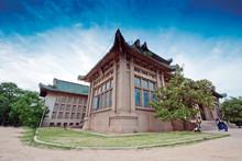 Teaching Building Of Wuhan University