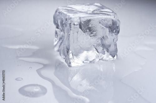 Cubito de hielo, bebida, refresco