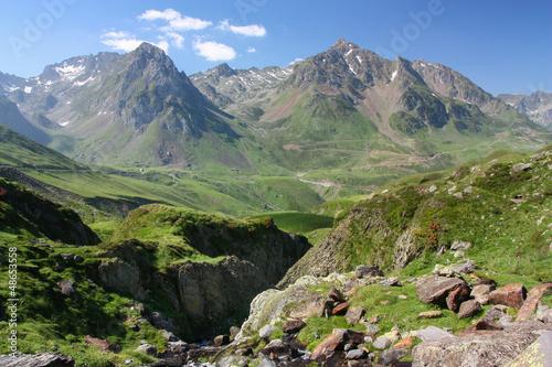 Valokuva  Col du Tourmalet - Pyrénées