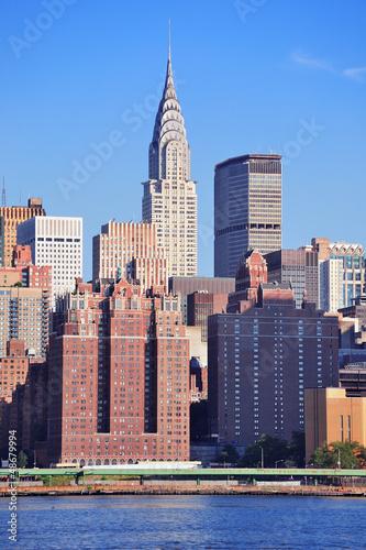 Photo  New York City Chrysler Building