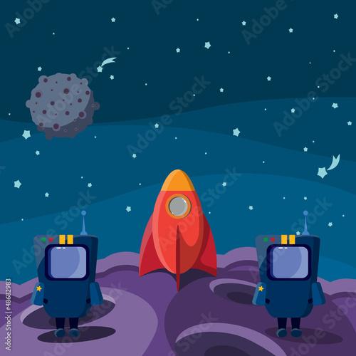 czerwona-rakieta-na-ksiezycu