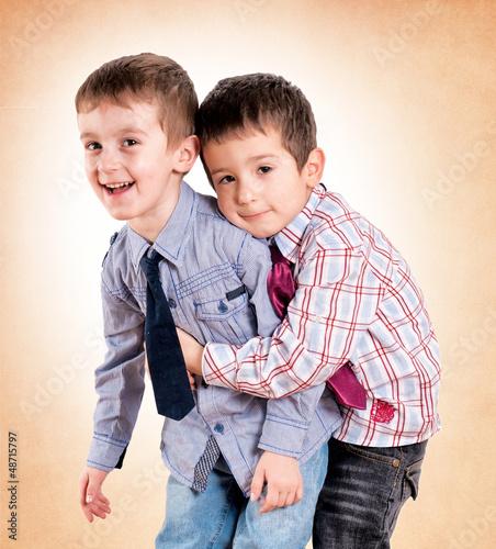 Valokuva  Brothers love