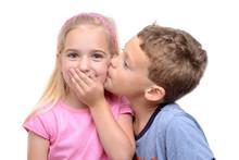 Kissing Cheek