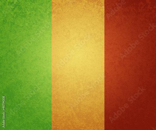 Fotografie, Obraz  Reggae Background