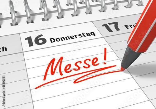 Fotografia  Terminkalender: Messe