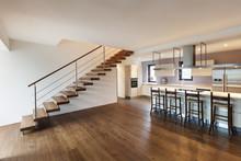 Interior,  Modern Loft, View O...
