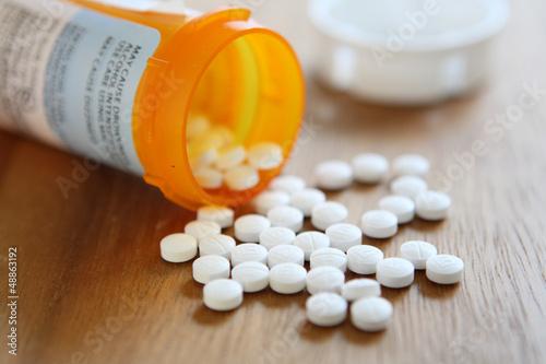Fotografia  Prescription Drugs