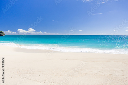 Foto op Aluminium Oceanië Foul Bay, Barbados, Caribbean