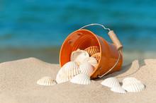 Sommerliches Strandstillleben ...