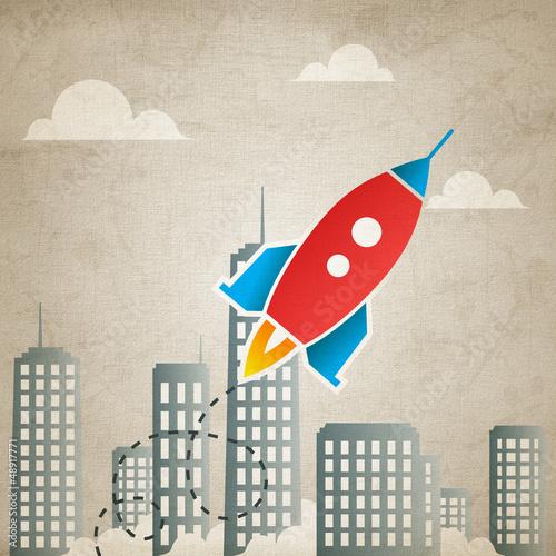 rakieta-5-z-krajobrazem-wersja-na-plotnie