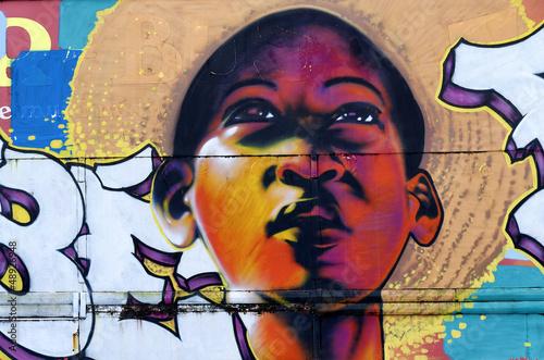 Foto op Aluminium Graffiti Graffiti 2