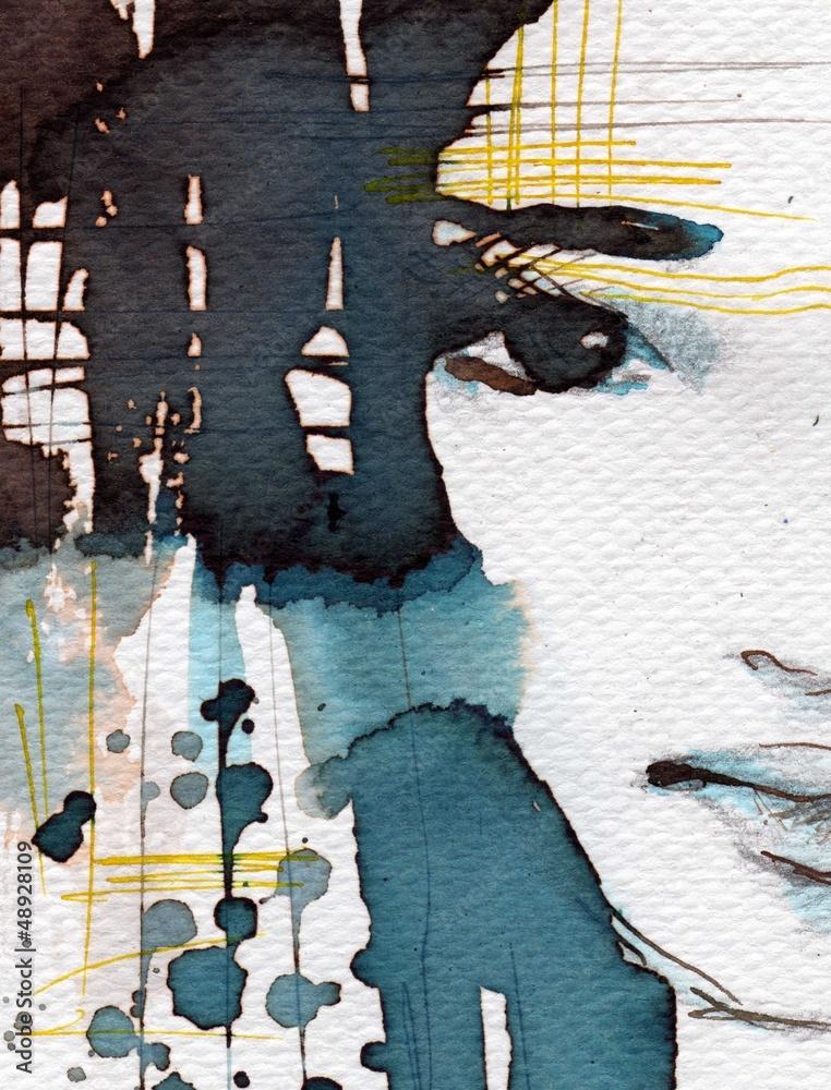 akwarela ilustracja <span>plik: #48928109 | autor: bruniewska</span>