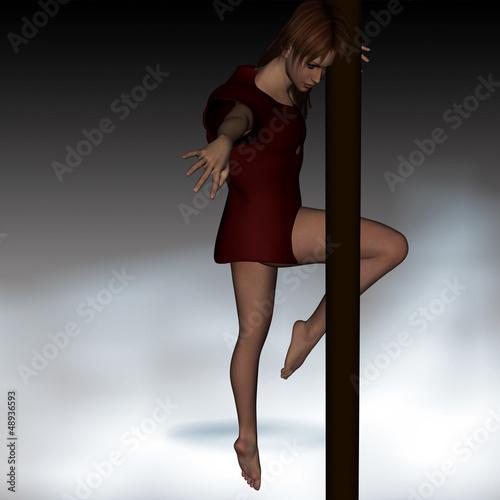 lap dance - 48936593
