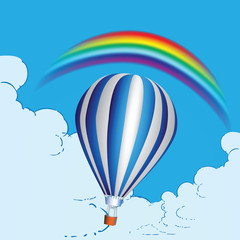 Balon i duga