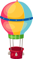 ilustracija izoliranog balonskog vektora