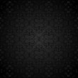 Czarna tekstura na czarnym tle