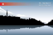 St. Moritz Skyline