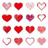 16 Herzen