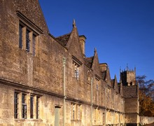 Almshouses, Chipping Campden, ...