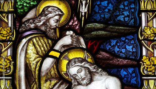Photographie Baptism of Jesus