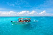 Wooden Maldivian Traditional D...