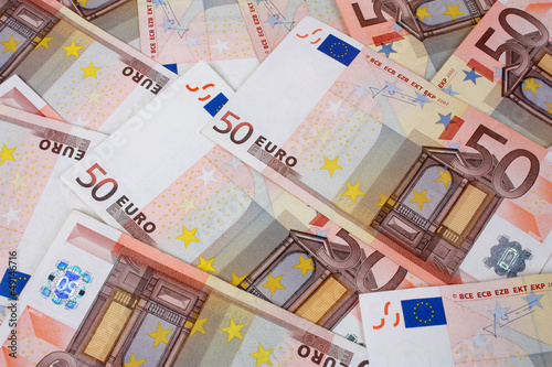 Poster Imagination Euro Millionär