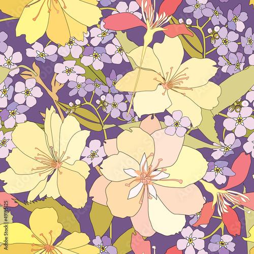 wzor-z-bialych-i-bzu-kwiaty-kwiatowy-tlo